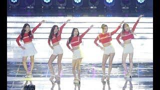 Gambar cover 170924 레드벨벳 (Red Velvet) 빨간 맛 (Red Flavor) [전체] 직캠 Fancam (대전슈퍼콘서트) by Mera