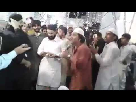 MASNADE JAHANGIRI SAJJADA NASHIN HAZRAT PEER SYED ARSHAD ALI SHAH CHISTI SABRI JAHANGIRI KAMBAL POSH