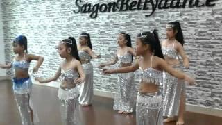 Cho thuê cung cấp nhóm nhảy Ấn Độ thiếu nhi.0932000238.Múa Ấn Độ cực kỳ dẻo