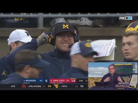 2018 The Game  Thru Eyes of a Michigan Man