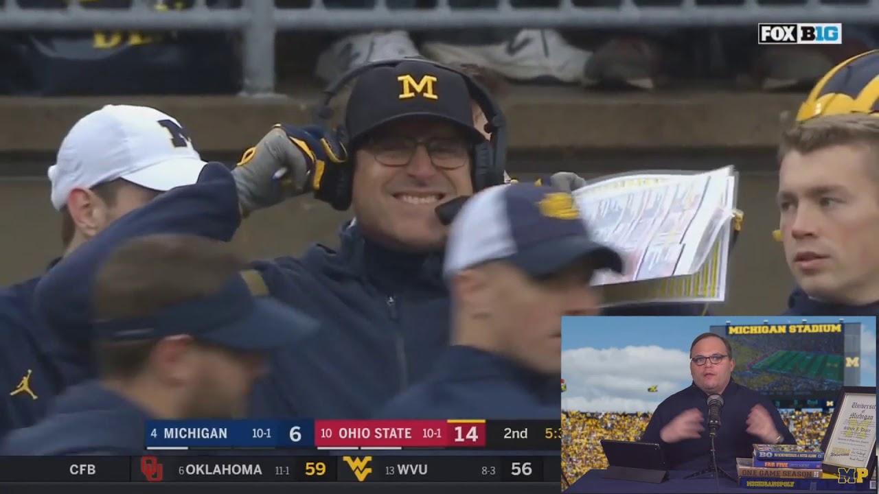 2018 The Game Thru Eyes Of A Michigan Man