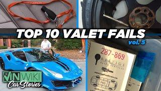 Top 10 Valet Fails, vol. 5