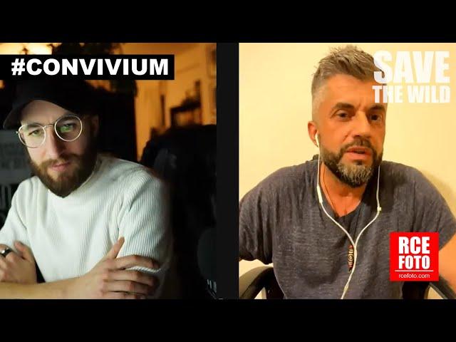 #CONVIVIUM - Michael Bertolasi intervista Mauro De Bettio