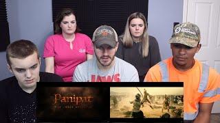 Panipat | Official Trailer REACTION! | Sanjay Dutt, Arjun Kapoor, Kriti Sanon