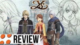 Ys Origin for PC Video Review