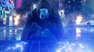 "The Amazing Spider-Man 2: ""Times Square Slomo"" Scene"