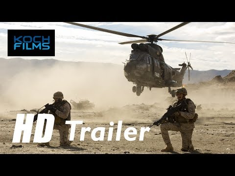 Rescue Under Fire - Trailer (deutsch) - Kriegsfilm a la Black Hawk Down