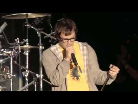 Weezer  Troublemaker  @ Fuji Rock Festival 09