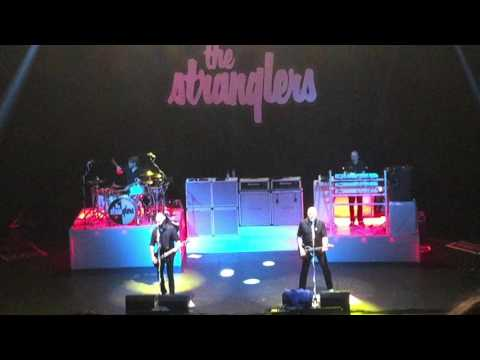 The Stranglers Peaches and Hanging Around @ Apollo Manchester 26/03/2016