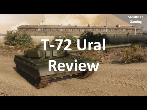 Armored Warfare - T-72 Ural Review