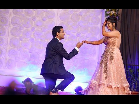 Indian Wedding Couple Dance: Kiara (Jyotsana) and Sidharth Ramsinghaney