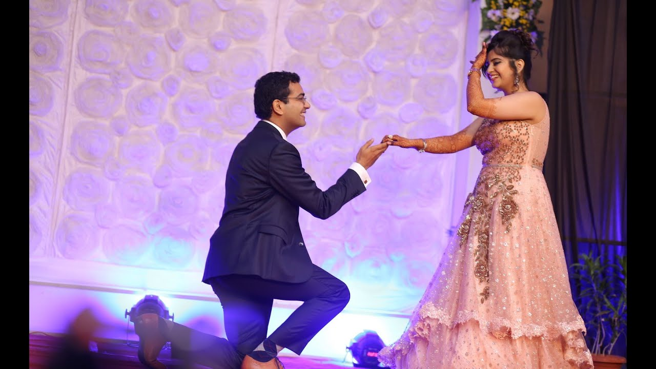 Indian Wedding Couple Dance Kiara Jyotsana And Sidharth
