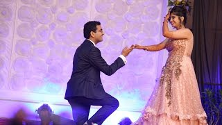 Indian Wedding Couple Dance: Kiara (Jyotsana) and Sidharth Ramsinghaney