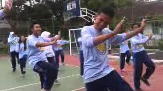 Senam Irama X7 SMA Negeri 2 Yogyakarta