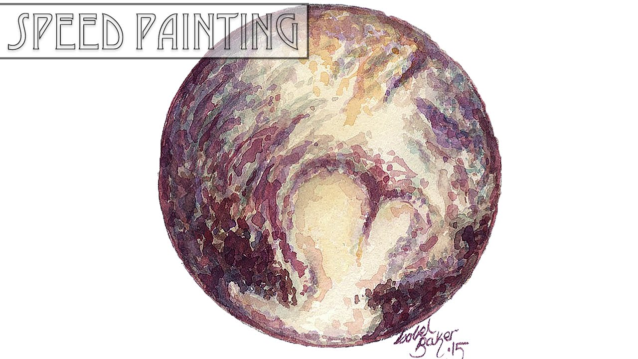 Forum: Draw Pluto (Planet)   DeviantArt  Pluto Planet Drawing