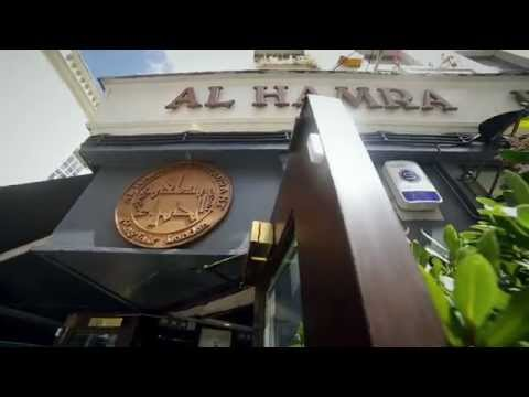 Al Hamra Mayfair London Promotional Video