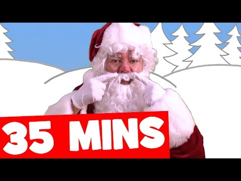 His Name is Santa Claus | 35mins Christmas Songs Collection for Kids