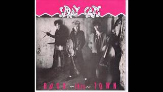 Stray Cats - Rock This Town (single 45 version) (1982)