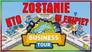POJEDYNEK O ZOSTANIE W EKIPIE I PAS MISTRZA! || BUSINESS TOUR (z: Bladii)