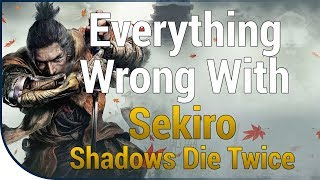 Game Sins   Everything Wrong With Sekiro: Shadows Die Twice