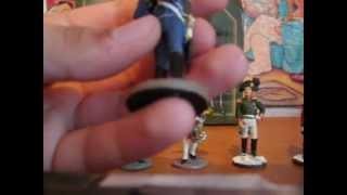 Оловянные солдатики.Наполеоновские войны журнал