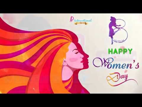Women's Day Special Promo HD | Women's Day Celebration | Women's Day Video | Women's Day