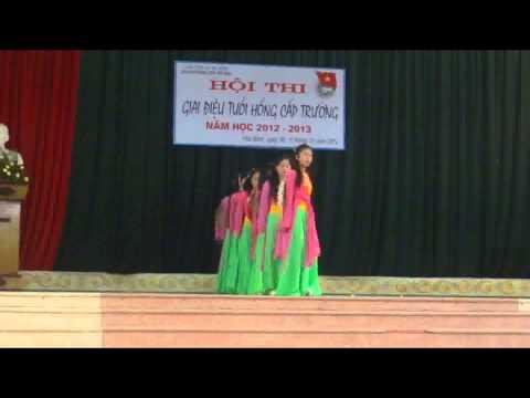 Múa Cô Tấm ngày nay -A1K49 THPT Phú Bình