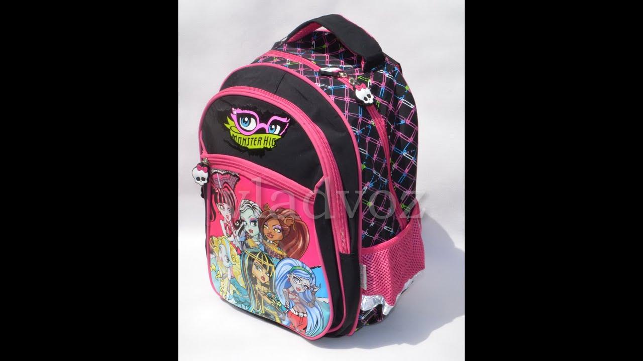 Рюкзак на колесах монст хай для школьников рюкзак для электронного тахеометра