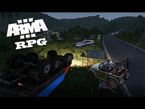 Arma 3: Life RPG - Part 31 - [Northern Lights] - YouTube