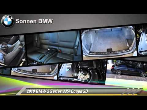 2010 BMW 3 Series 335i  Sonnen BMW, San Rafael