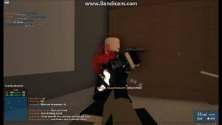 Roblox | Phantom Forces | AUG-A3 Para Gameplay