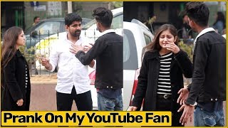 Apne Saath Le Chalo Prank With My Youtube Fan | Ft. The Hungama Films | The Prank Express | Khyati S