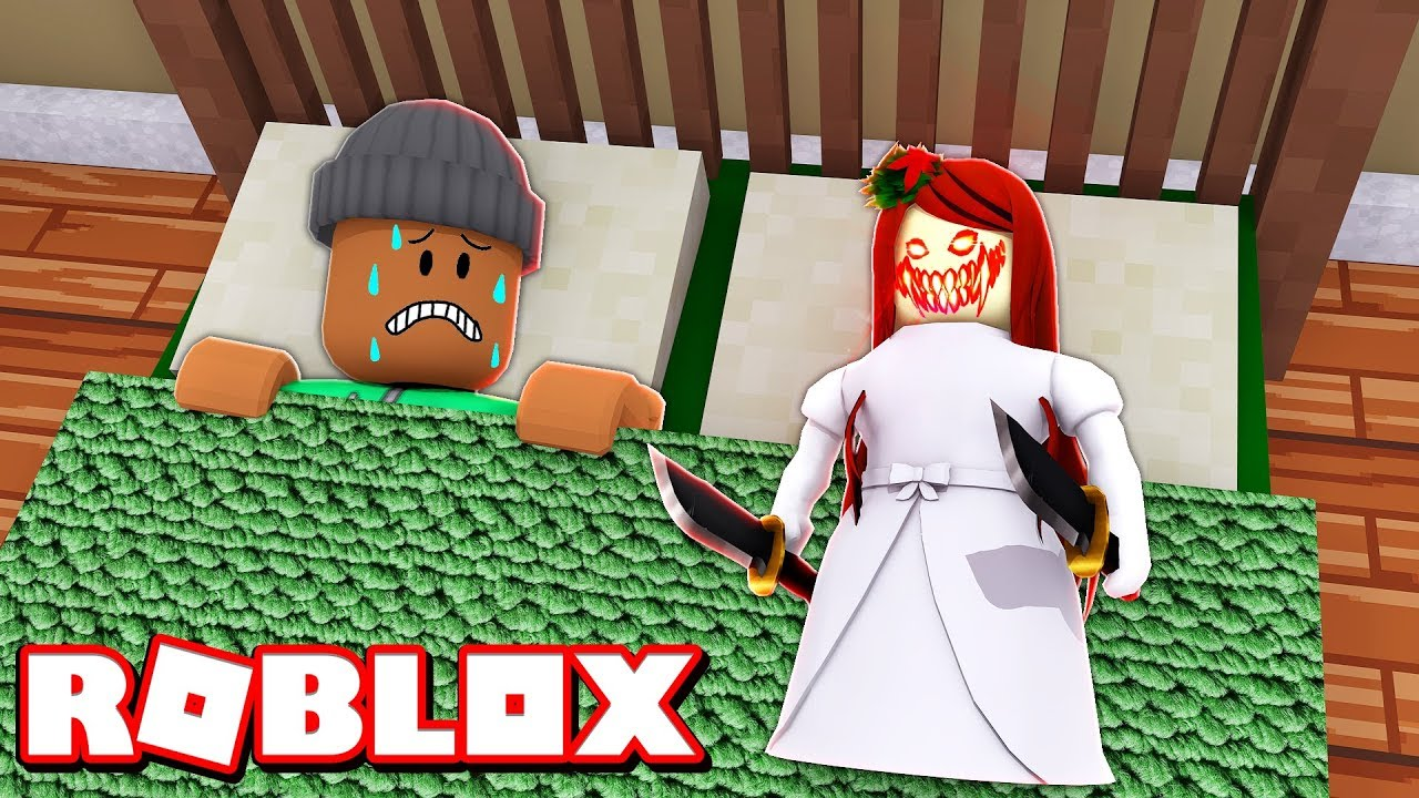 ANNABELLE COMES HOME - A Roblox Horror Story