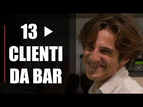 13 CLIENTI DA BAR
