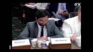 24 July: Robin Simcox testifies before United States Congress on threat from ISIS