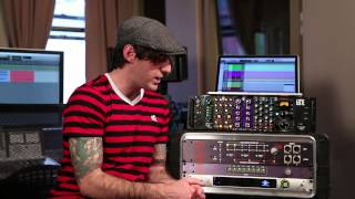 Mixing With the Liaison from Dangerous Music - Part 1