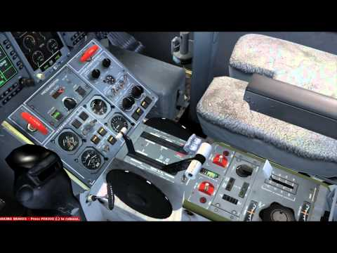 FSX PMDG Jetstream J41 Tutorial 2.0 Part 1: Shutdown/Startup