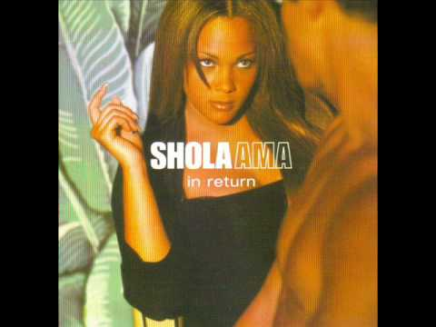 Shola Ama - Lovely Affair mp3 indir