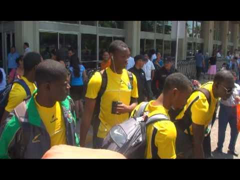Guyana llega a El Salvador