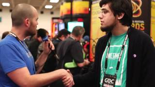 GDC 2012 - Interview with Rami Ismail of Vlambeer