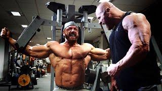 134kg MASSE vs 114kg DEFI Bodybuilder