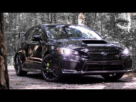 2019 Subaru WRX STI: Review