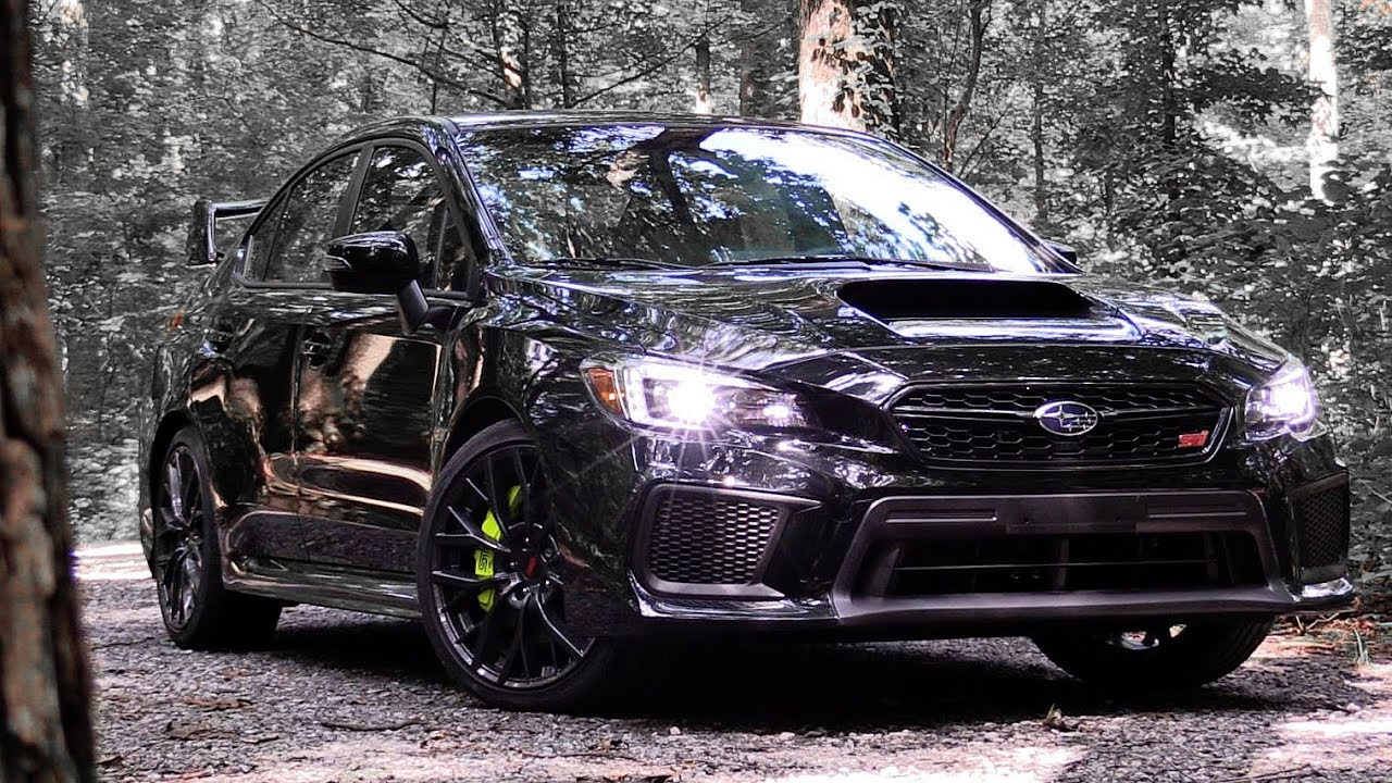 2019 Subaru Wrx Sti Review Youtube