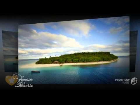 Treasure Island Eco Resort - Tonga Utungake
