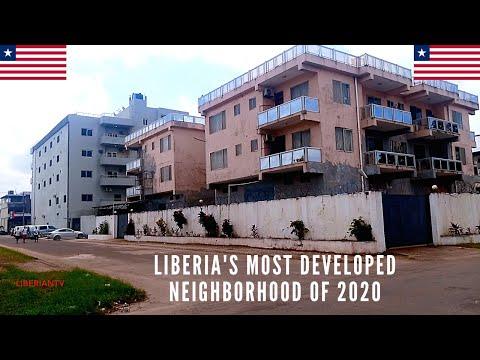 Monrovia Liberia 2020