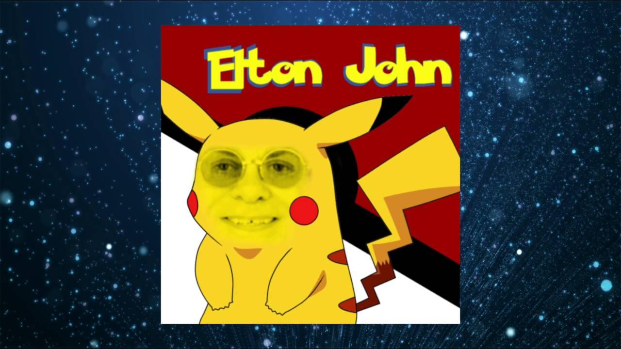 Can You Feel the Pokémon - Elton John + Pokemon Theme Song by Jason Paige  Mashup - Disney Lion King