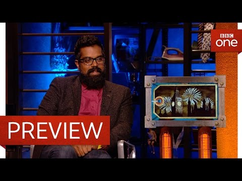 Romesh Ranganathan puts New Year's Eve into Room 101 - Room 101: Series 6 Episode 5 Preview