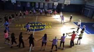 "Uruguay Roked 2015 - Harkada ""Boker Tov Olam"" - Hora Nirkoda / David Melej Israel"