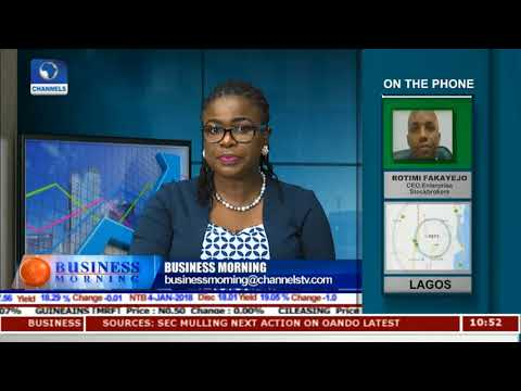 Equities Market Review With Rotimi Fakayejo | Business Morning |