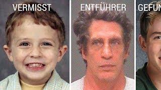 5 Kinder, die entführt und Jahre später gefunden wurden!